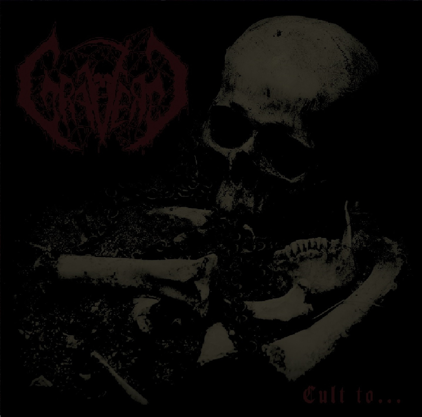 Gravered - Cult to... (2019)