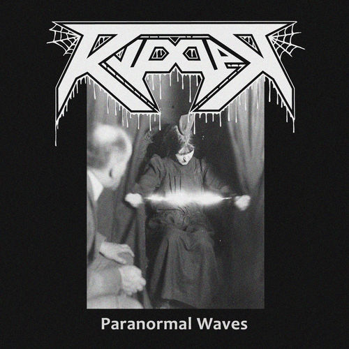 Ripper - Paranormal Waves (2020)