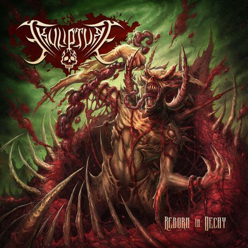 Skullpture - Reborn in Decay (2019)