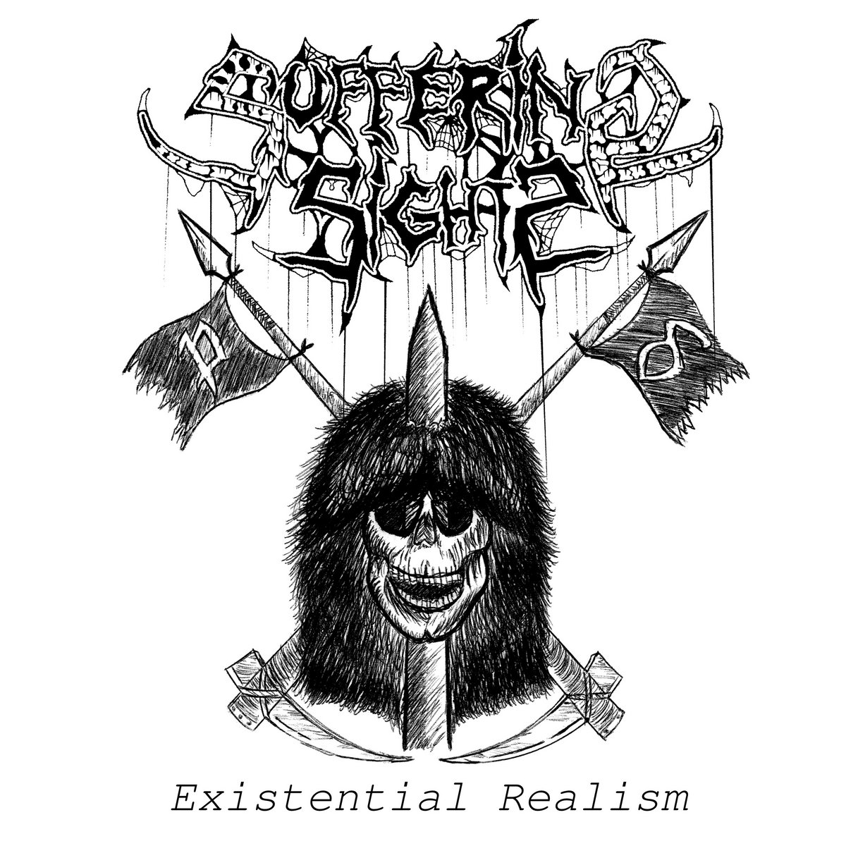 Suffering Sights - Existential Realism (2020)