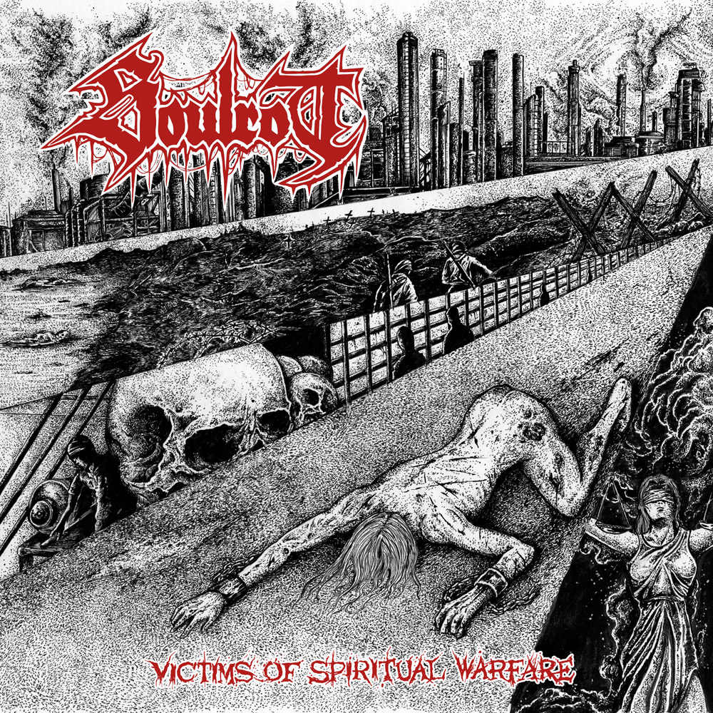 Soulrot - Victims of Spiritual Warfare (2020)