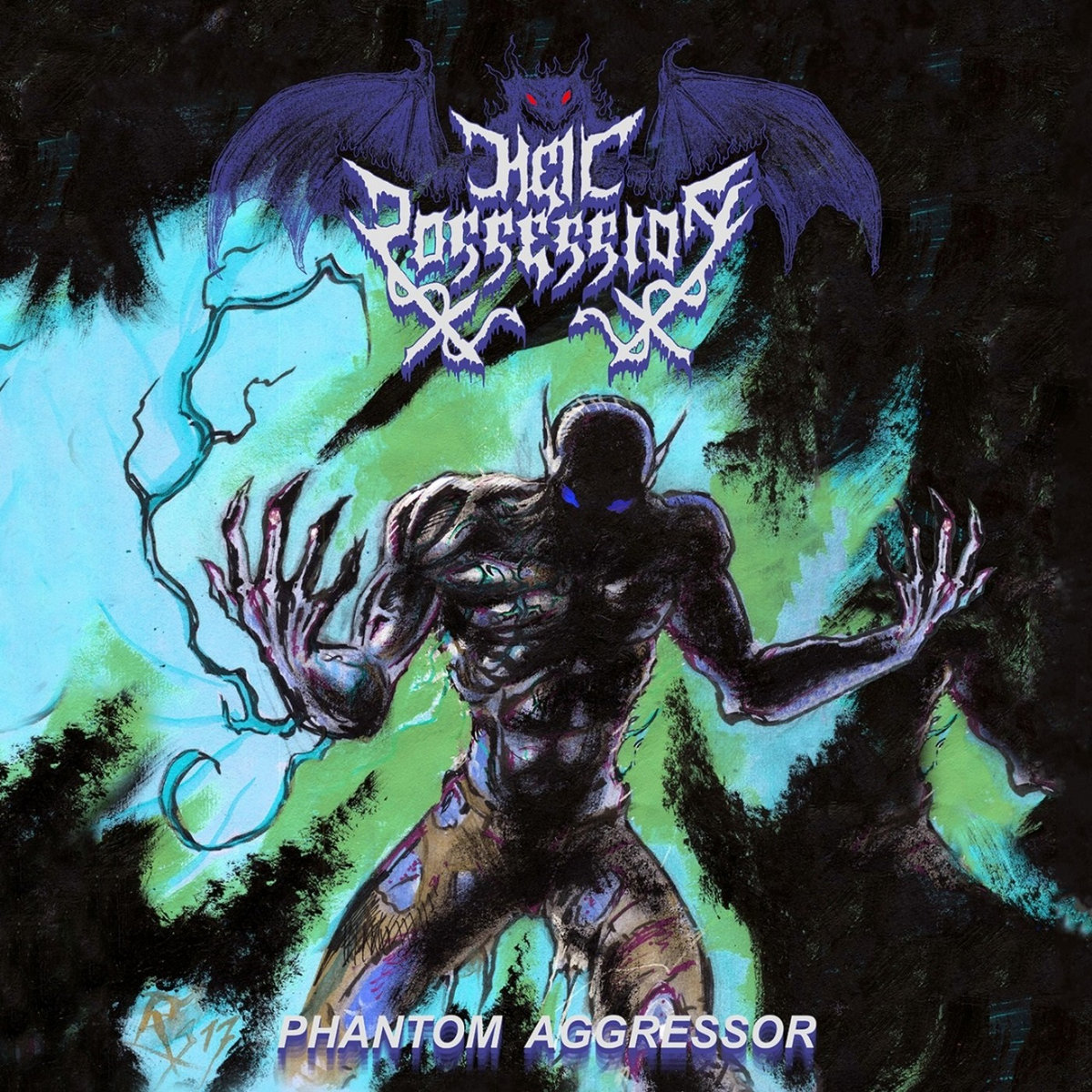Hell Possession - Phantom Aggressor (2020)