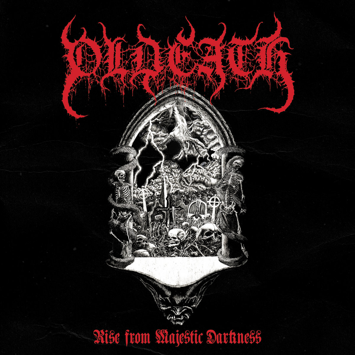 Oldeath - Rise from Majestic Darkness (2020)